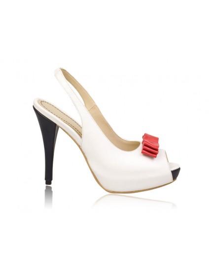 Sandale Dama Piele  N9  Funda- orice culoare