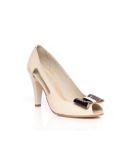Pantofi dama piele Classy P2 - orice culoare