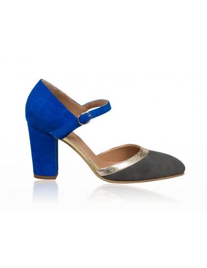 Pantofi dama piele N9 - orice  culoare