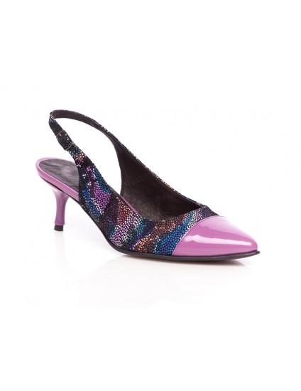 Pantofi dama piele P40 - orice culoare