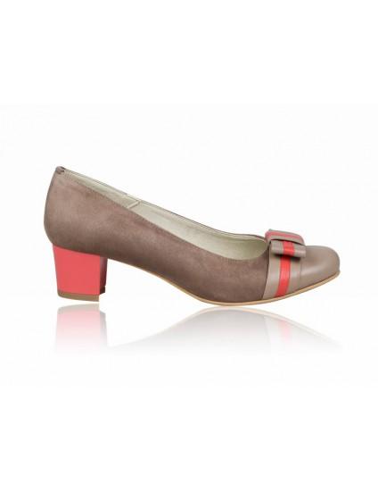 Pantofi dama piele sweety office - orice culoare