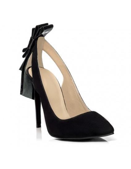 Pantofi Stiletto Ria C15 Negru  - orice culoare