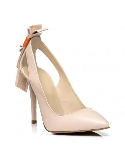 Pantofi Stiletto Ria C15 Nude - orice culoare