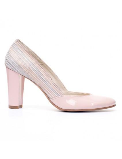Pantofi dama piele Nude V11 - orice  culoare