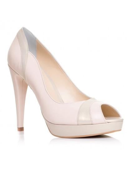 Pantofi Piele Lore F10  - orice culoare