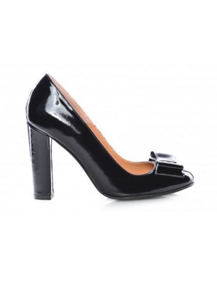 Pantofi dama piele Negru N1 - orice culoare