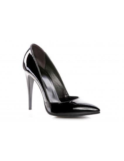 Pantofi Stiletto I1 negru - pe stoc