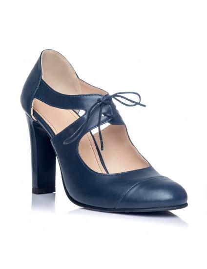 Pantofi Dama Piele L17 - orice culoare