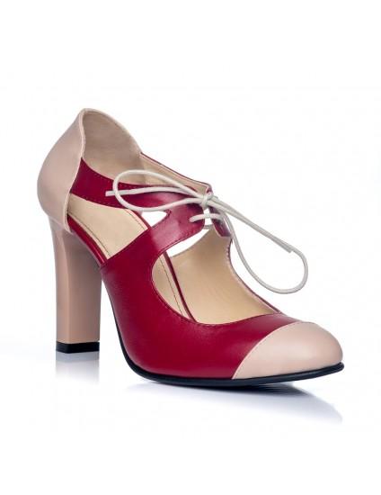 Pantofi Dama Piele L18 - orice culoare