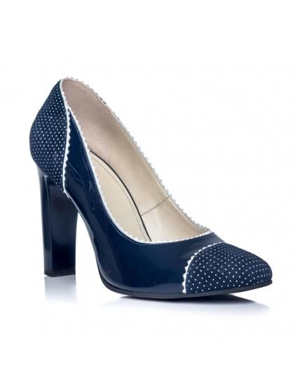 Pantofi Dama Piele L19 - orice culoare