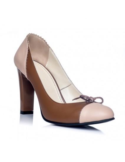 Pantofi Dama Piele L21 - orice culoare