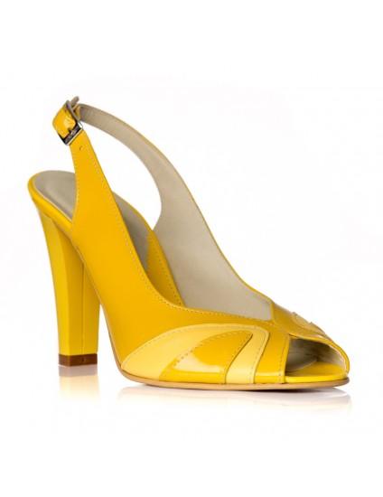 Pantofi Dama Piele P31 - orice culoare