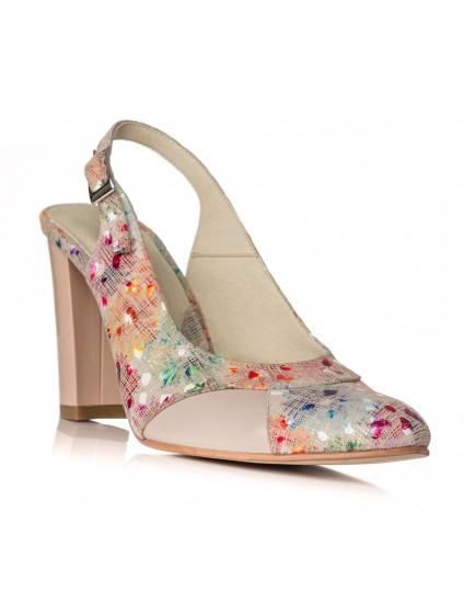 Pantofi Dama Piele P32 - orice culoare