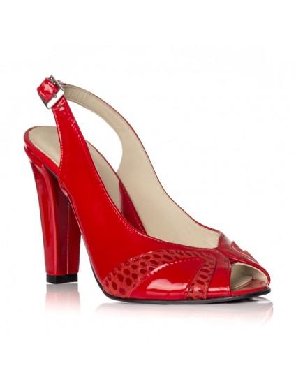 Pantofi Dama Piele P38 - orice culoare