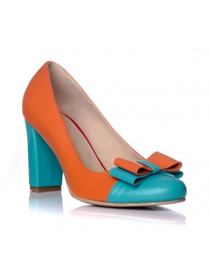 Pantofi Dama Piele Nicole N24 - pe stoc