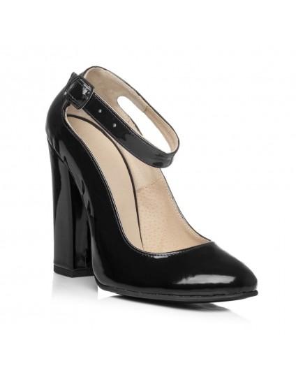 Pantofi Piele Maya I9  - orice culoare