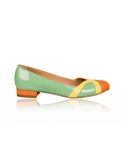 Balerini Piele Tropical N4 - orice culoare