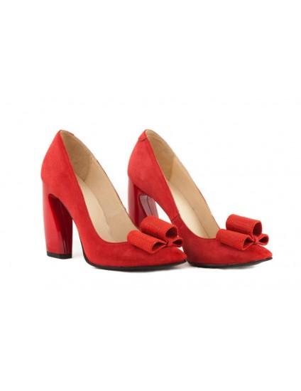 Pantofi piele Chic Madame Crook Rosi - disponibili pe orice culoare