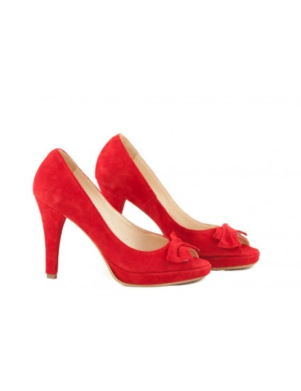 Pantofi Piele naturala Pretty - disponibili pe orice culoare