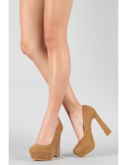 Pantofi Fogo,camel