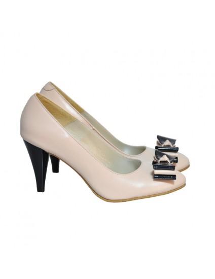 Pantofi Dama D126 Piele Naturala - orice culoare