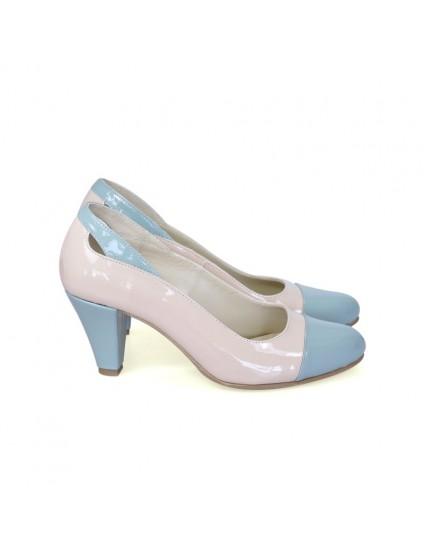 Pantofi Dama D127 Piele Naturala - orice culoare