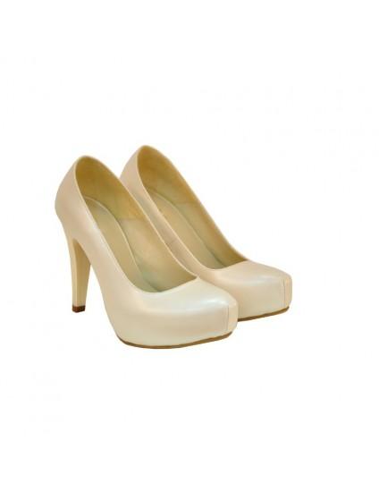 Pantofi Dama D140 Piele Naturala - orice culoare