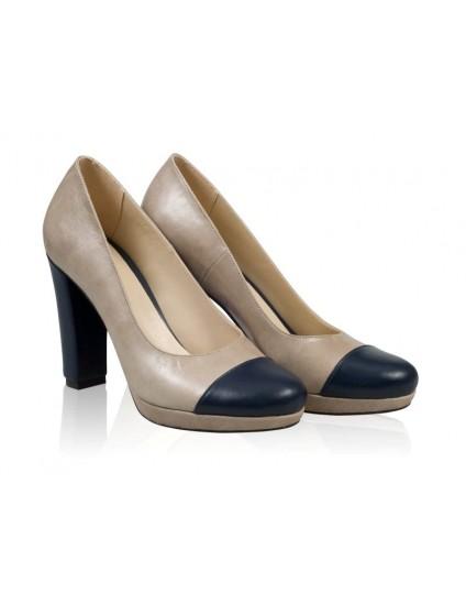 Pantofi dama piele Model N 14 - disponibili pe orice culoare