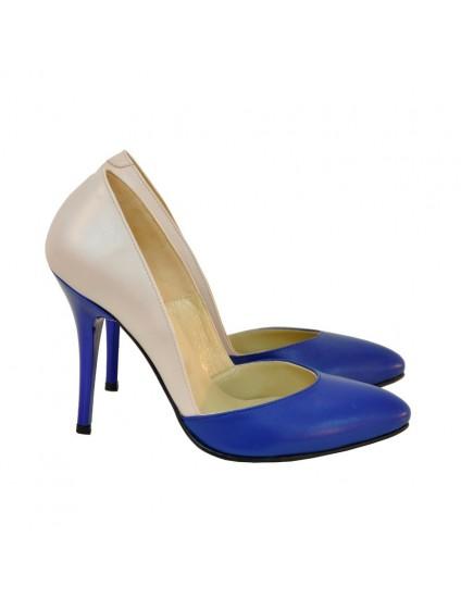 Pantofi Dama Piele Stiletto DM22 - orice culoare