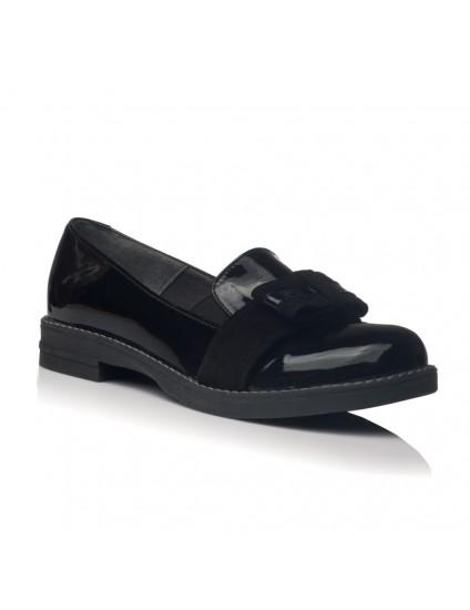 Pantofi Dama Piele Daria V19 - orice culoare