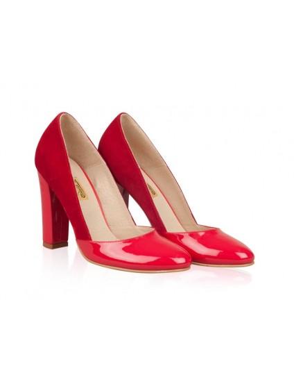 Pantofi Piele naturala N11 - orice culoare