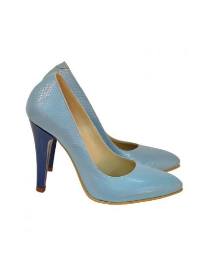 Pantofi Dama D109 Piele Naturala - orice culoare