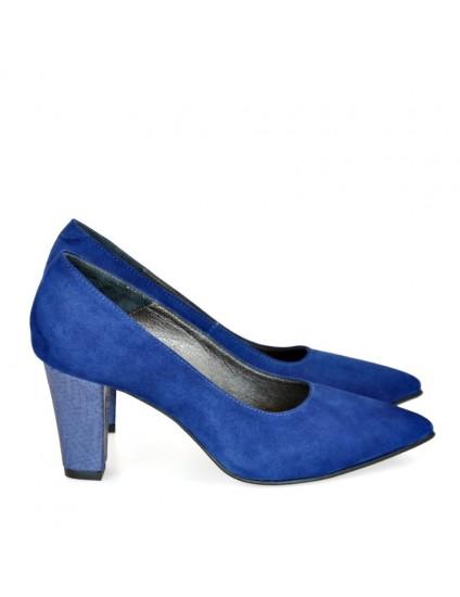 Pantofi Dama D55 Piele Naturala - orice culoare