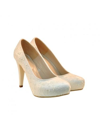 Pantofi Dama D141 Piele Naturala - orice culoare