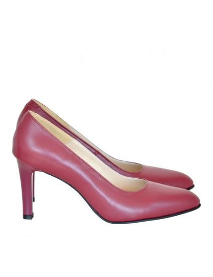 Pantofi Dama D79 Piele Naturala - orice culoare