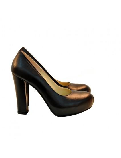 Pantofi Dama D130 Piele Naturala - orice culoare