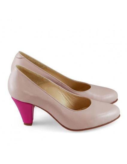 Pantofi Dama D19 Piele Naturala - orice culoare