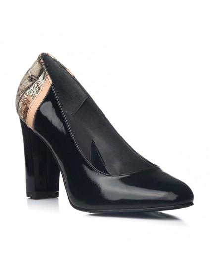 Pantofi Dama Office London Negru V23 - orice culoare