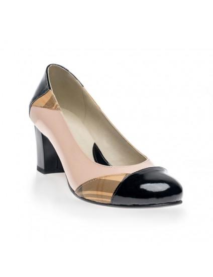 Pantofi piele Comod Caro - orice culoare