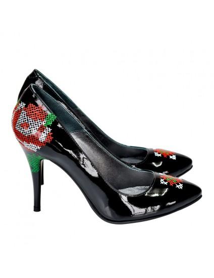 Pantofi Dama D34 Piele Naturala - orice culoare