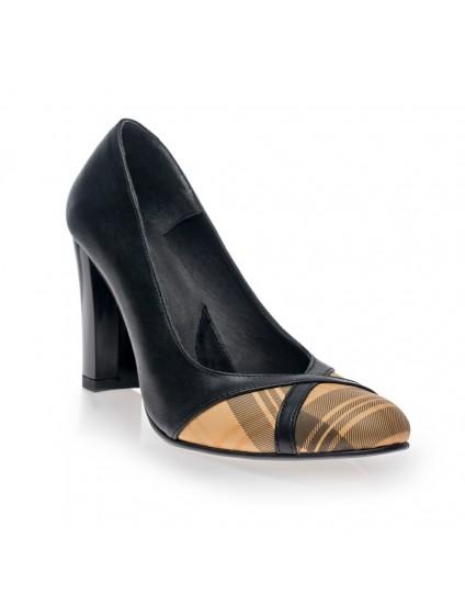 Pantofi dama piele Carouri V20 - orice culoare