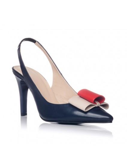 Pantofi dama piele Lolita - pe stoc
