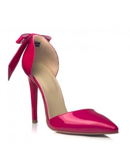 Pantofi Dama Piele Stiletto Luna Siclam C30 - orice culoare