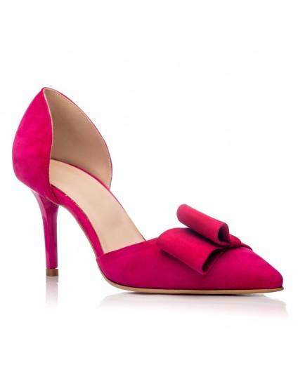 Pantofi Piele Stiletto Pretty Siclam C35 - orice culoare