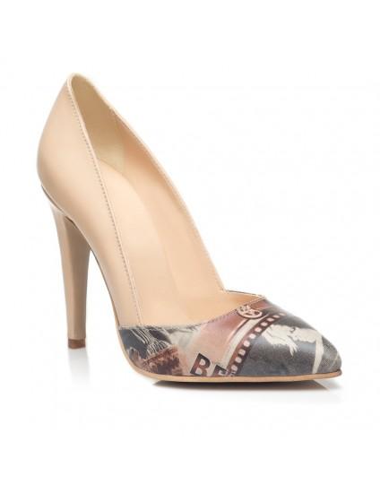Pantofi Stiletto I1 Revista - orice culoare