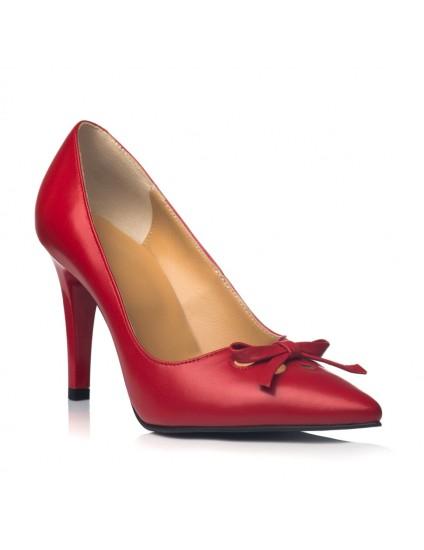 Pantofi Dama Piele Stiletto Moni C32 - orice culoare
