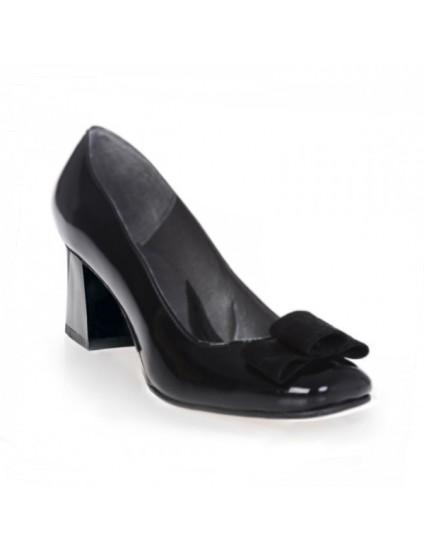 Pantofi piele naturala Office Chic - disponibili pe orice culoare