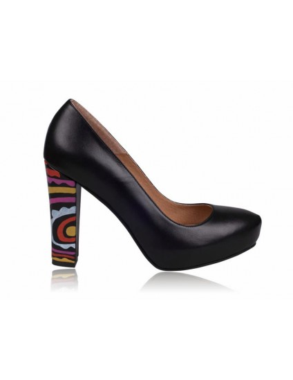 Pantofi  dama Model N  26 piele - orice culoare