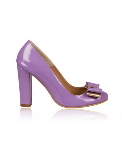 Pantofi dama piele Lila N1  - orice  culoare