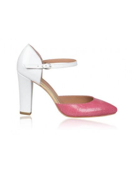 Pantofi dama piele N23 - orice culoare